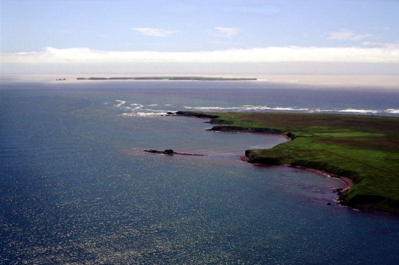 Побережье острова Хабомаи.