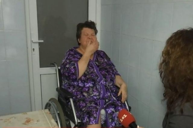 Под Николаевом женщине из-за халатности врача пришлось ампутировать ногу
