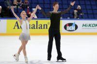 Евгения Тарасова и Владимир Морозов в этом году только вторые.