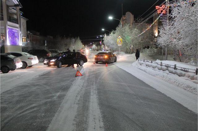 На Ямале 24 января произошли 14 ДТП