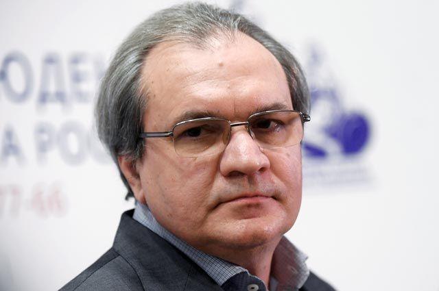 Секретарь Общественной палаты Валерий Фадеев.