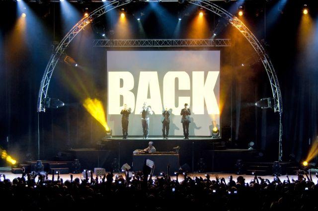 Backstreet Boys выпустила новый альбом
