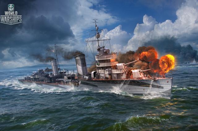 Эсминец «Ленинград» принимал активное участие в обороне города.
