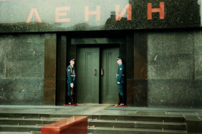 Мавзолей Ленина, 1988 год.© Commons.wikimedia.org