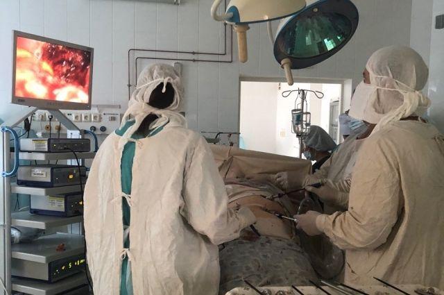 Хирурги Красноселькупа получили возможность проводить лапароскопию