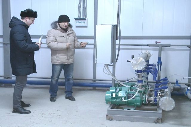 В Пуровске идет процесс наладки работы водоочистных сооружений