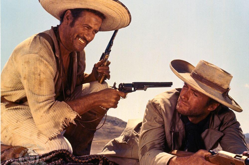 «Хороший, плохой, злой» (1966). Сразу после выхода на экраны фильм Серджо Леоне получил довольно негативную оценку критиков и практически не был замечен на фестивалях из-за предвзятого отношения к спагетти-вестернам. С середины 1980-х годов мнение критиков постепенно менялось, и картина была признана одной из лучших в этом жанре.