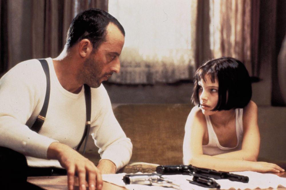 «Леон» (1994). Фильм, ставший дебютным для юной Натали Портман, получил семь номинаций на главную кинопремию Франции «Сезар», но ни одну — США.