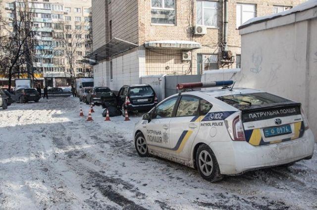 По предварительным данным, водителю стало плохо, когда он ехал по переулку.
