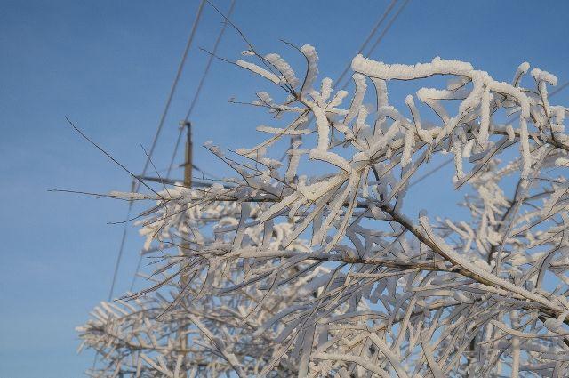 Арктический антициклон сменит балканский циклон, принесший снегопады и метели в конце рабочей недели.