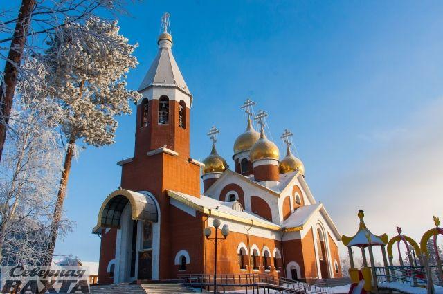 В тюменском храме помянули казаков