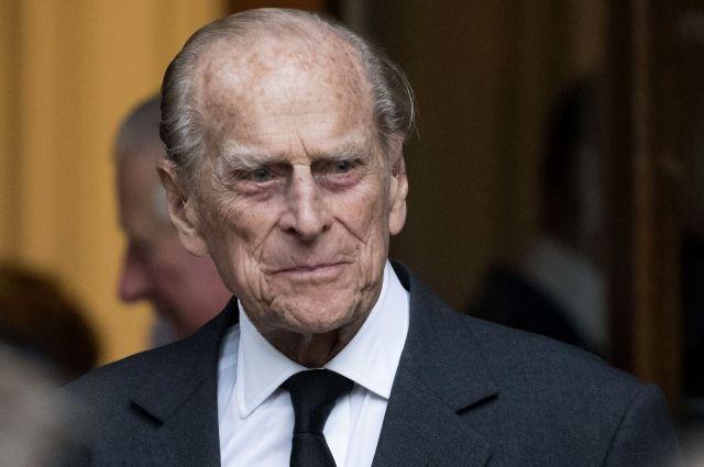 Принц Филип принес извинения пострадавшей вДТП сего участием