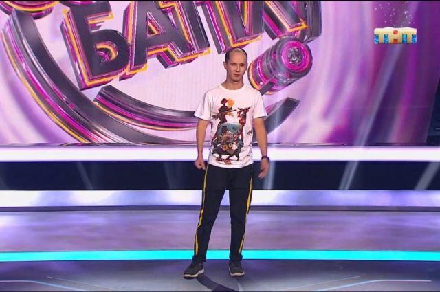 Тюменец Руслан Шамухаметов прошел во второй тур «Comedy Баттл»