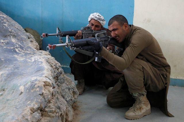 Tasnim: США помогли сбежать из тюрьмы в Афганистане главарям ИГ photo