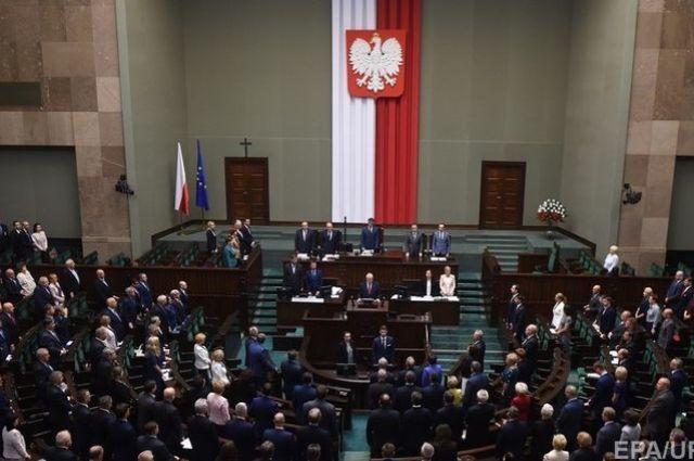 Евросоюз бросил Украину на растерзание, - глава Сейма Польши
