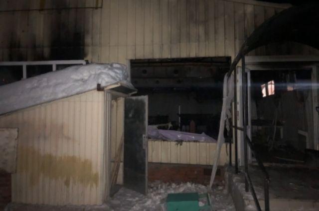 Взрыв в кафе в Саратовской области произошел из-за запасного баллона photo