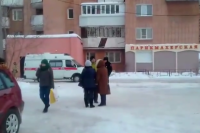 В Перми из-за угрозы обрушения эвакуировали 14-этажную высотку.