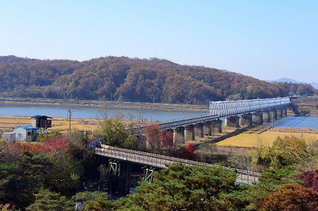 Демилитаризованная зона на Корейском полуострове, архив