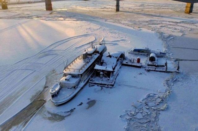 29 января операция продолжится: начнут отбуксировку остальных плавсредств, оставшихся в Каме.