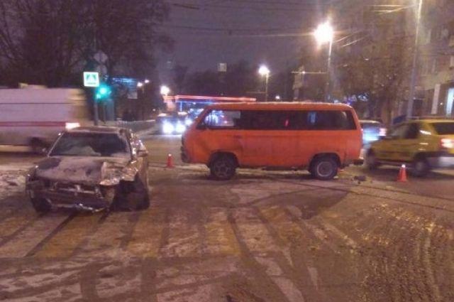 В ДТП в Калининграде пострадал ребёнок