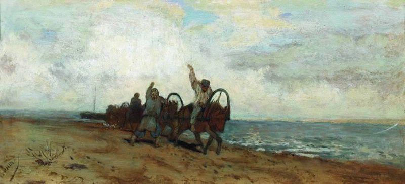 В 2010 году из Дагестанского музея изобразительных искусств имени Гамзатовой в Махачкале были похищены «Бурлаки» Исаака Левитана, картина не найдена до сих пор.