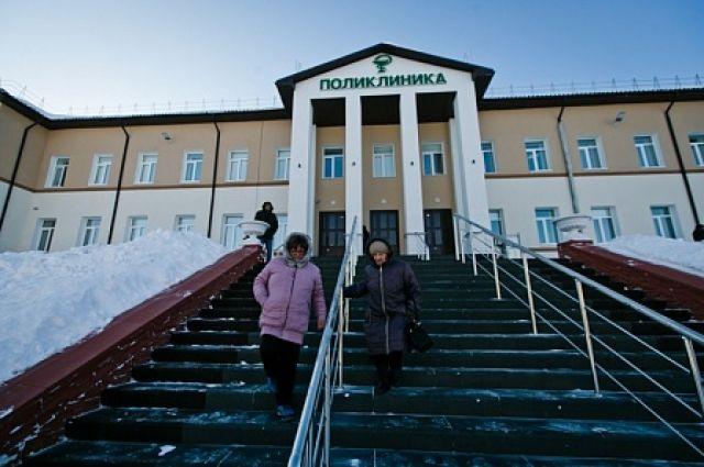 В Медногорске произошла коммунальная авария в больнице.