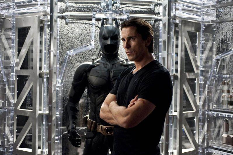 В завершительной части трилогии про Бэтмена мы вновь видим Бейла в привычной форме. 2012 год.