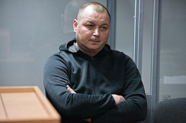 Капитан сейнера «Норд» Владимир Горбенко.