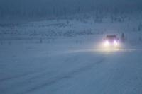 Водителям Ноябрьска из-за мороза рекомендуют не выезжать за пределы города