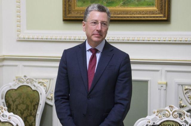 Волкер представил постпреду при ООН план обеспечения мира на Донбассе