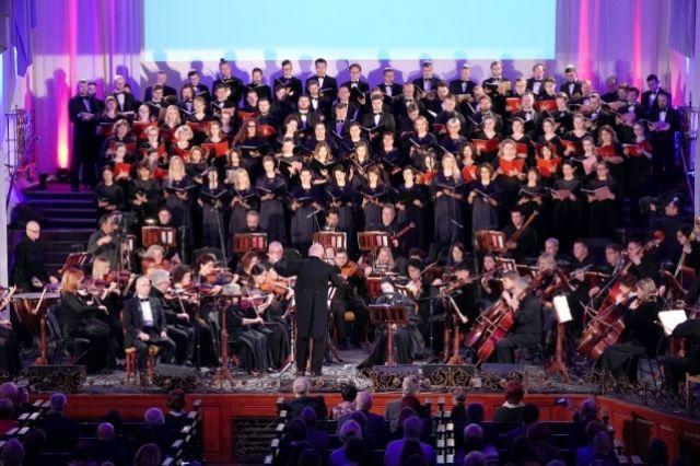 В Кафедральном соборе прошла премьера проекта в память жертв Холокоста