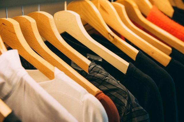 Часть предметов гардероба можно приобрести по очень низкой цене - за 50-100 рублей.