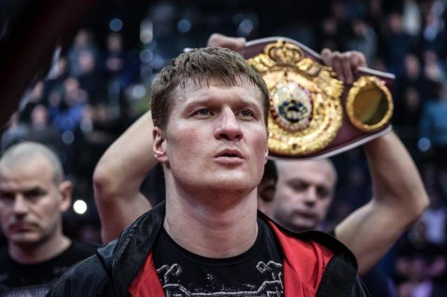 В Ноябрьск на Первенство УрФО по боксу приедет Александр Поветкин