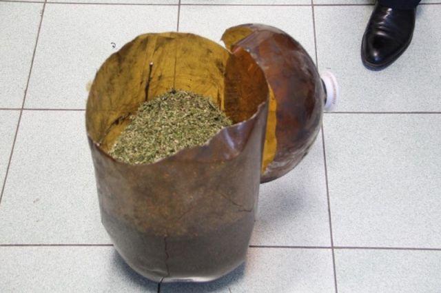 Жители Зеленоградского района задержаны за хранение марихуаны