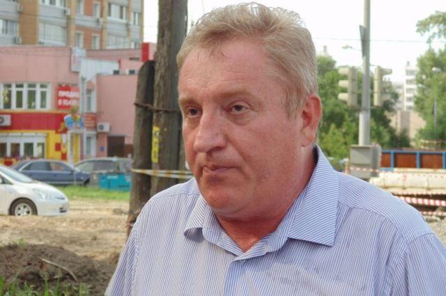 Олег Гроо отстранен от должности решением суда.