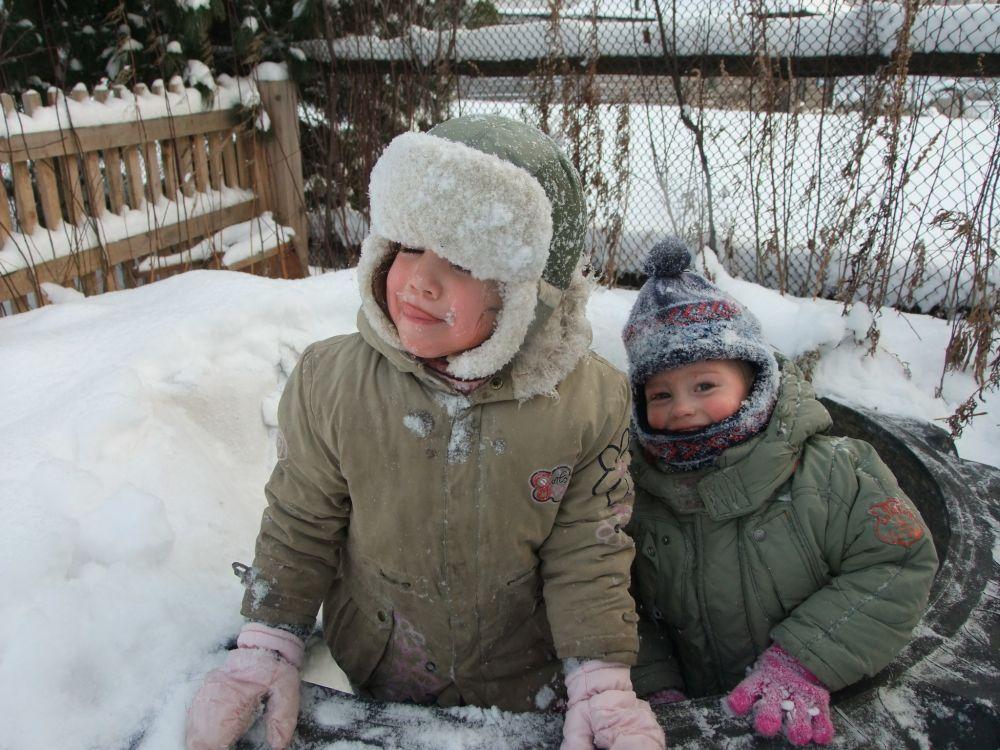 Вероника и Алексей Касьяновы, пгт Яшкино.