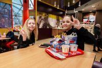 Красноярцы несколько лет ждали открытия самого популярного в России ресторана быстрого питания.