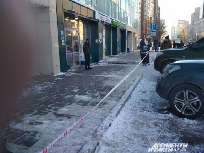 В Перми эвакуировали многие торговые центры.