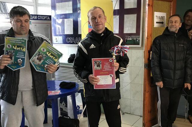 В 2019 И.Макиенко признан лучшим игроком на турнире ветеранов забайкальского футбола.