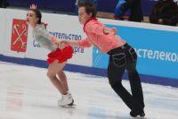 Аполлинария Панфилова и Дмитрий Рылов в этом сезоне дважды завоёвывали серебро на этапах юниорского Гран-при, после чего заняли третье место в его финале.