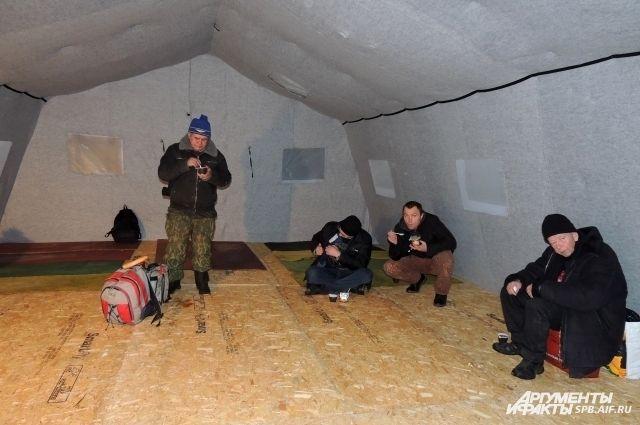 ВПетербурге бездомным нехватает пунктов обогрева