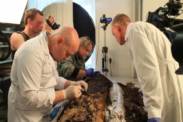 Ученые выяснили, кем были люди, чьи останки найдены в некрополе Зеленый Яр