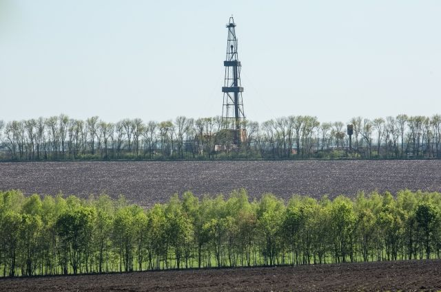 Украина представила инвесторам участки для добычи нефти и газа