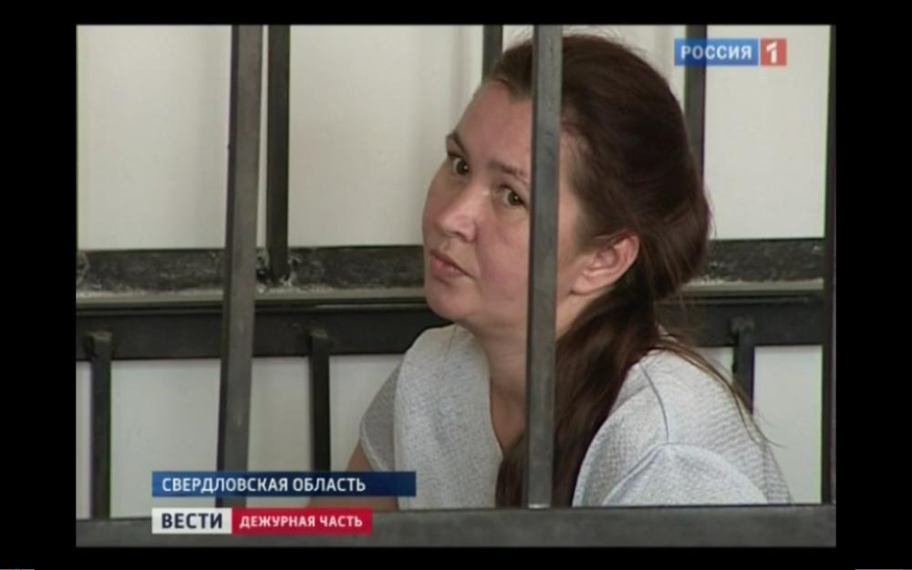 «Красноуфимская волчица». Ирину Гайдамачук также прозвали «Раскольников в юбке». В течение 8 лет женщина убила 17 пенсионерок в Красноуфимске, Екатеринбурге, Ачите, Серове и Дружинино. Убивала с рачетом: втиралась в доверие к бабушкам и забивала молотком, а затем крала имущество. Поймали Гайдамачук в 2010 году, а в 2012 году ее приговорили к 20 годам лишения свободы (максимальный срок наказания для женщин в России). Раскаяния в содеянном на суде она не высказала.