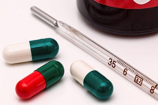 В Красноярском крае за последнюю неделю заболели гриппом и ОРВИ 13815 человек.