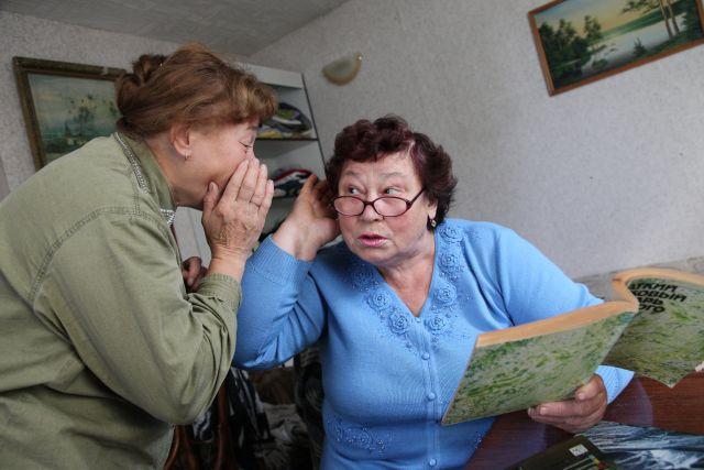 Хороший слух - часть полноценной жизни.