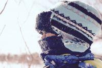 Из-за 30-градусных морозов у школьников снова незапланирвоанные каникулы.