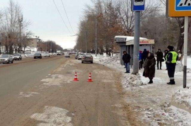 В Оренбурге ZAZ Chance сбил на переходе 13-летнюю девочку.