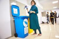 Пока в России переработка отходов всего 10%. Надеемся, что эта цифра дальше увеличится.