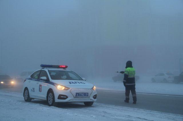 Госавтоинспекторы ориентированы на помощь участникам дорожного движения.